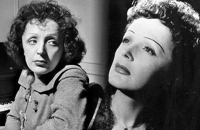 The men in the life of the legendary Edith Piaf