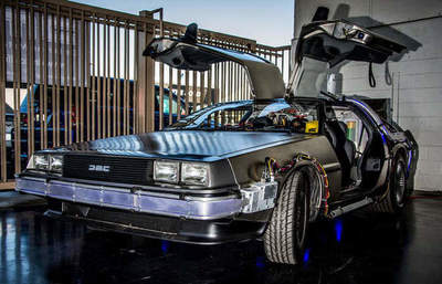 Interesting facts about the DeLorean car from the movie