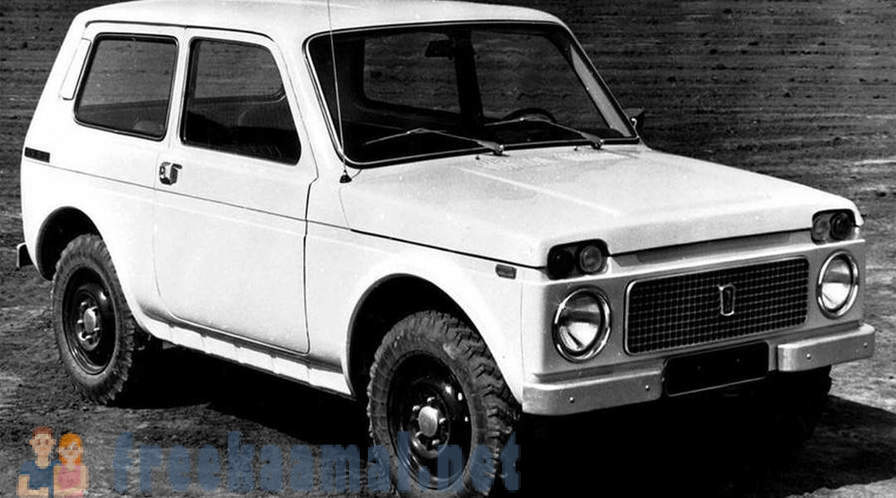 History of the Niva