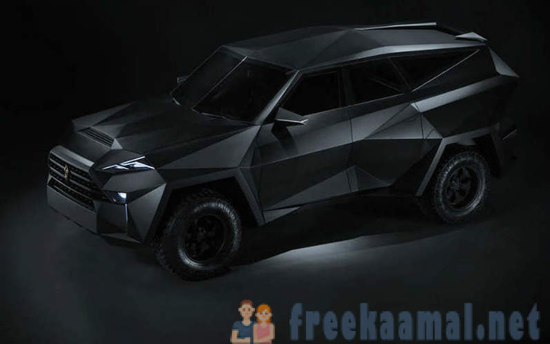 In China, presented the most expensive SUV