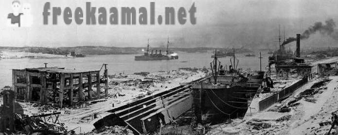 The largest maritime disaster of the XX century