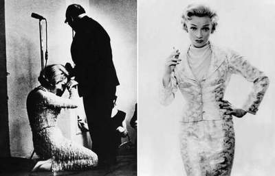Marlene Dietrich and Paustovsky: History of one photo