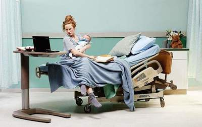 Maternity Lessons from the Russian women