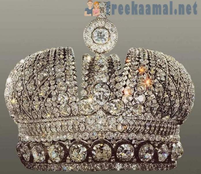 The most famous of the world crown