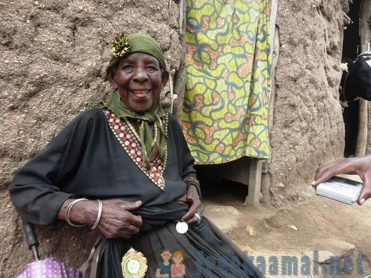 Zula Karuhimbi: witch, who saved a hundred and fifty people