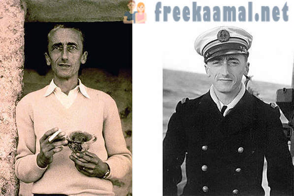Jacques-Yves Cousteau to three months the team has lived and worked on the ocean floor