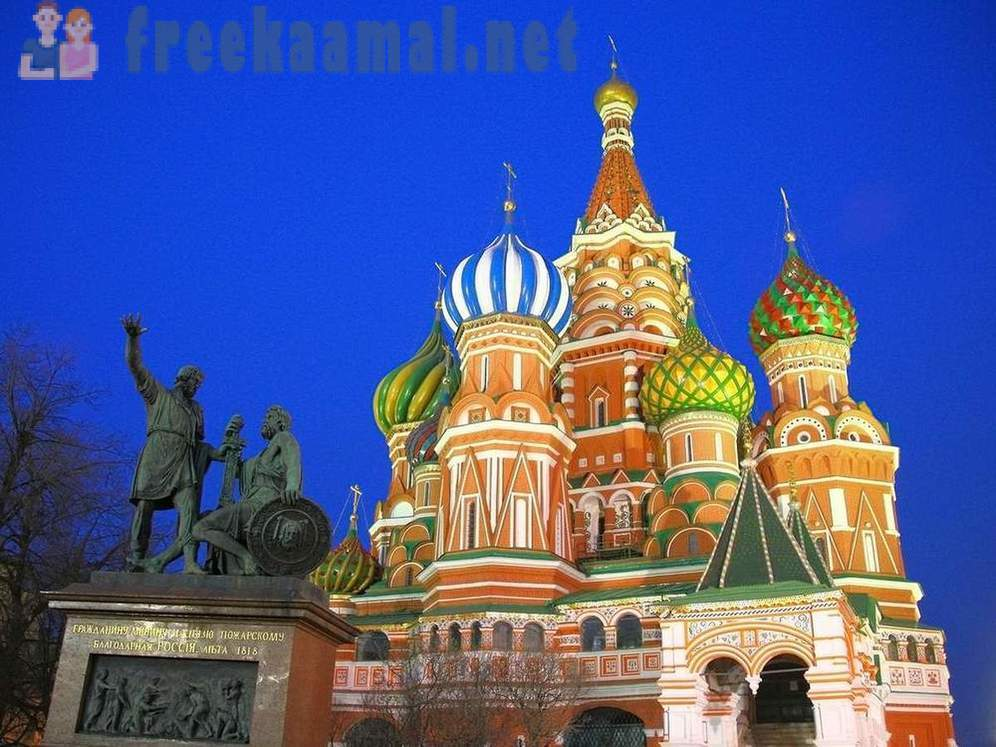 10 places that you must visit in Moscow