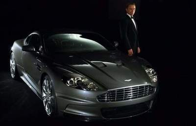 Good-bye, Mr. Bond: Aston Martin DB9 is removed from production