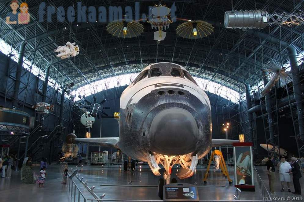 As the space transportation system Space Shuttle was arranged
