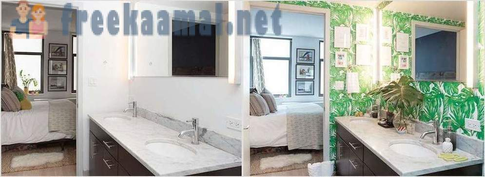Repair of apartments: the best before and after pictures of transformation