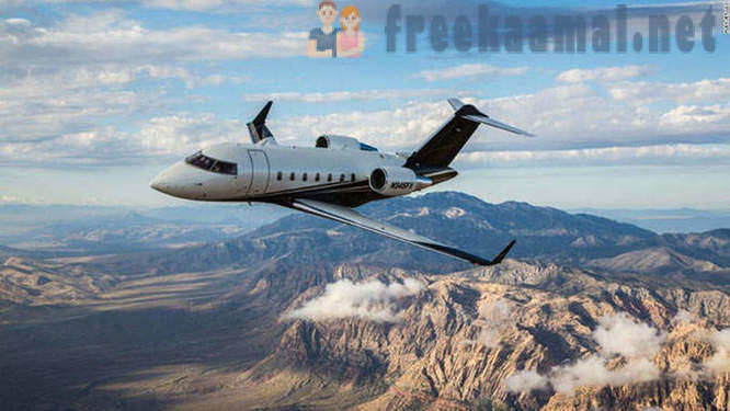 How are the best salons business aircraft in the world