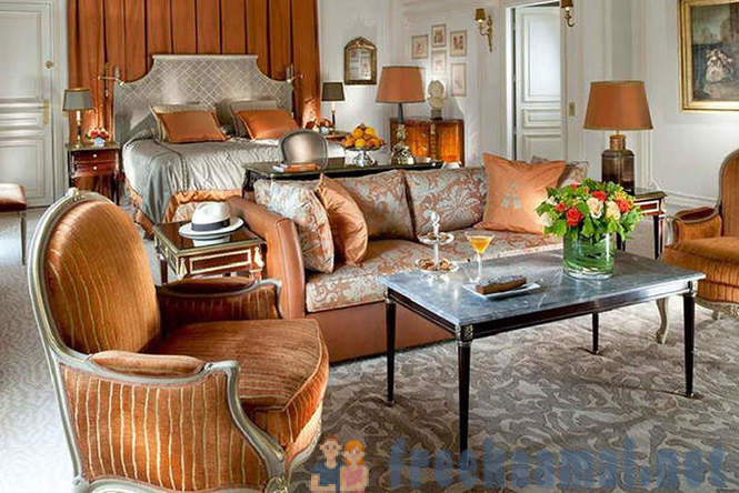 The most expensive suites in the world