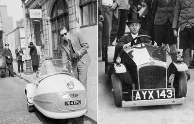 11 small cars of the early 20th century