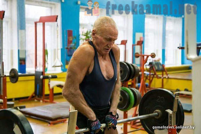73-year-old coach