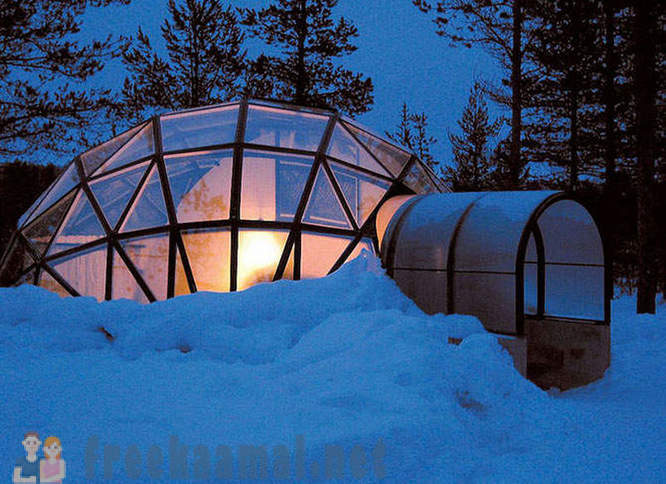 8 amazing ice hotels in the world