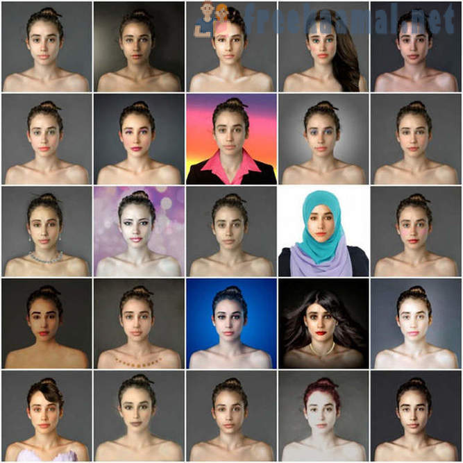 Differences between standards of feminine beauty in different countries
