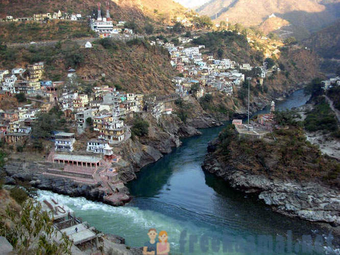 10 most spectacular confluence of the rivers