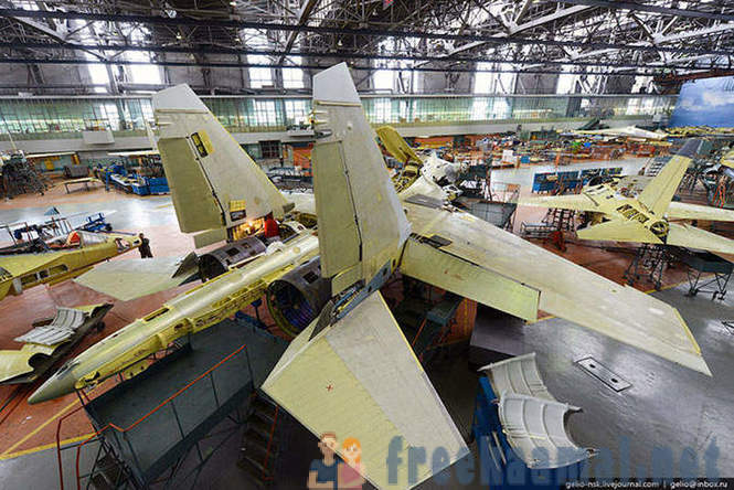 How to make the Su-30 and Yak-130