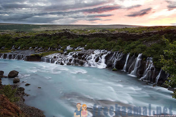 Waterfalls of Iceland