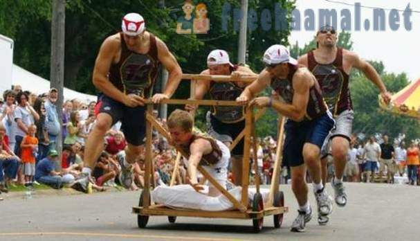 25 most unusual sports in the world