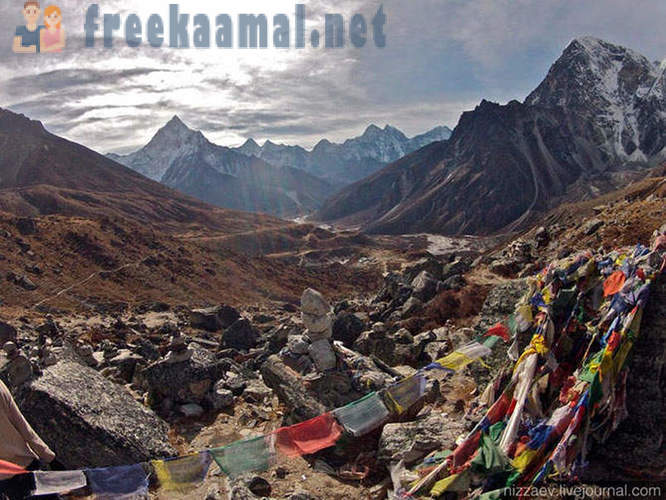 Trekking to Everest Base Camp
