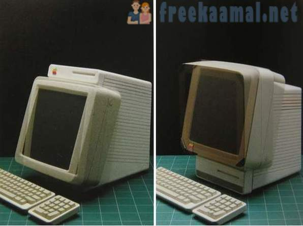 Early prototypes of Apple gadgets