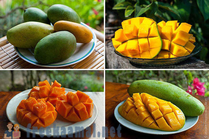 25 tropical fruits that you need to try in Asia