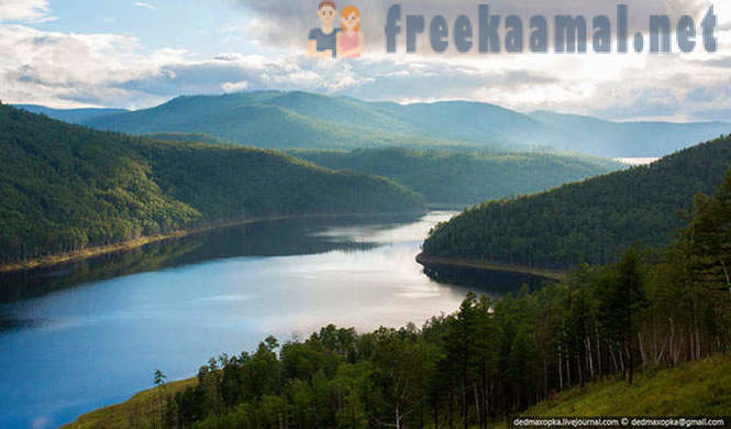 Nature reserves Amur region