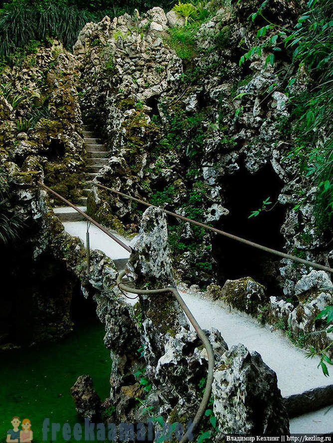Quinta da Regaleira - the abode of secret societies
