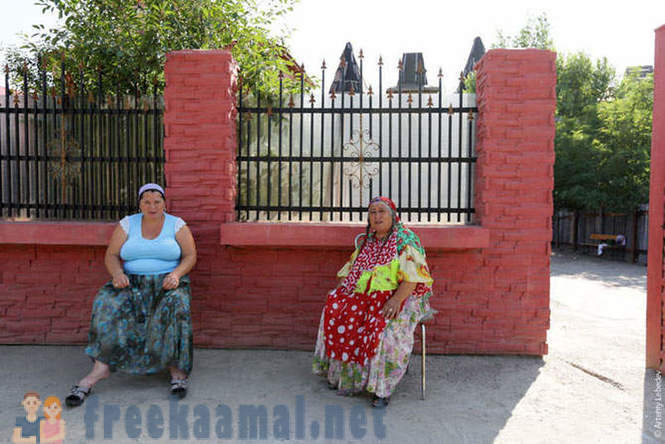 A visit to the Romanian Roma