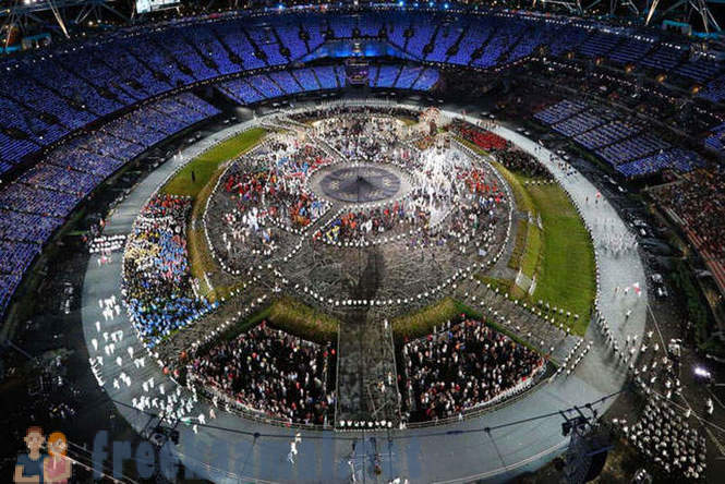 Interesting facts about the Olympic Games in 2012