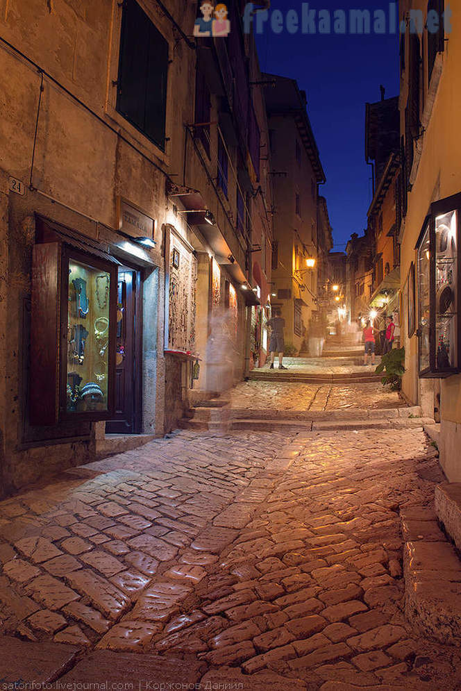 Tales of ancient Rovinj