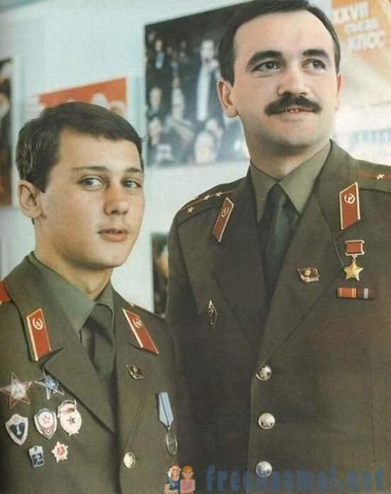 How to serve in the army in the USSR