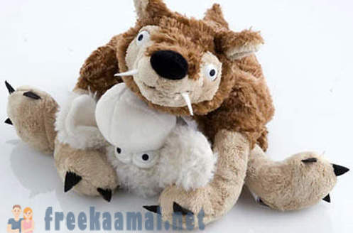 10 most bizarre soft toys