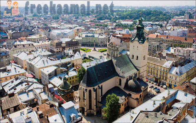Lviv Beauty