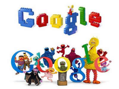 History of Google Doodles logos