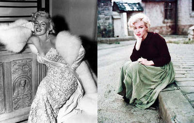 Marilyn Monroe: facts, rumors, photos